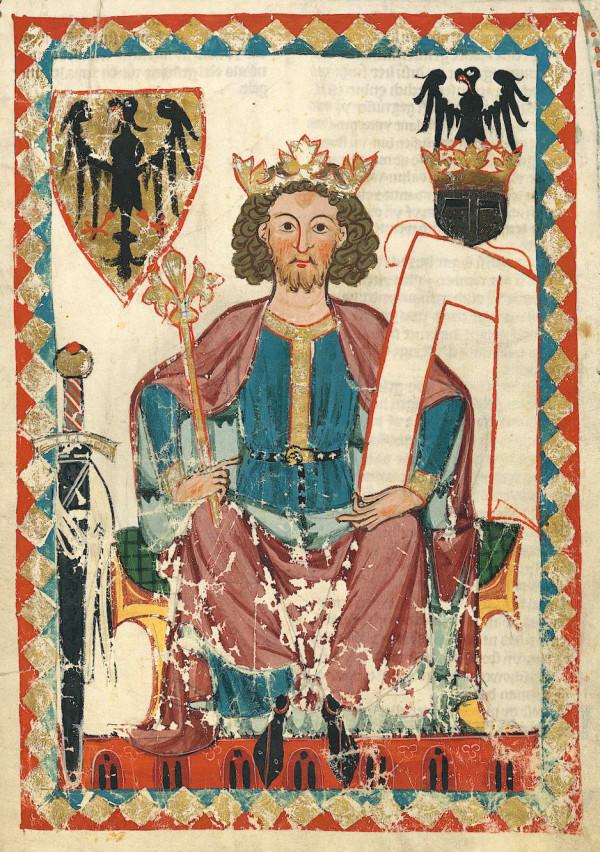 cesarz Henryk VI Hohenstauf