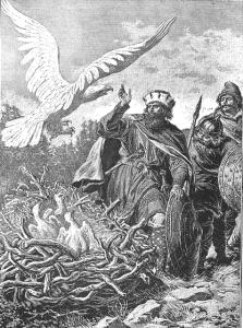Lech obraz Radzikowskiego