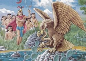 Legenda o założeniu miasta Meksyk