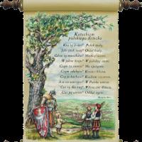 Wiersz Władysława Bełzy pt. Katechizm polskiego dziecka (1912)