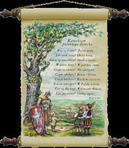 Wiersz W. Bełzy pt. Katechizm polskiego dziecka (1912)