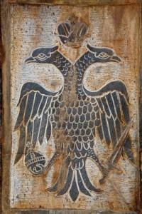 Dwugłowy orzeł bizantyjski