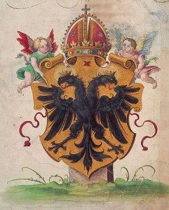 Dwugłowy orzeł św. Cesarstwa Rzymskiego