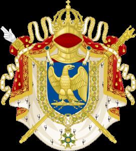 Herb Napoleona I Bonaparte, cesarza Francuzów