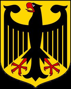 Herb Republiki Federalnej Niemiec