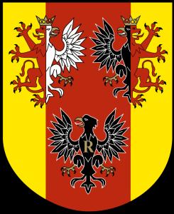 Herb województwa łódzkiego (od 2002)